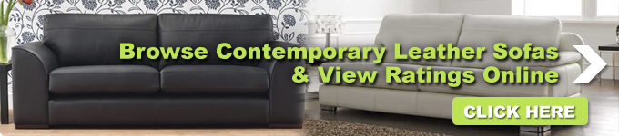 Contemporary Leather Sofas